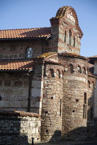 Foto van Church of Saint Stephen in NesebarNesebar - Bulgarije