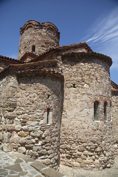 Foto van Church of Saint John the Baptist in NesebarNesebar - Bulgarije