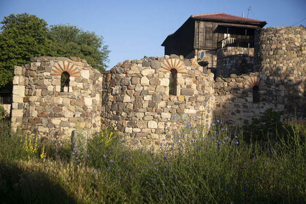 Saint Nicholas the wonderworker ruins | Sozopol | Bulgarie