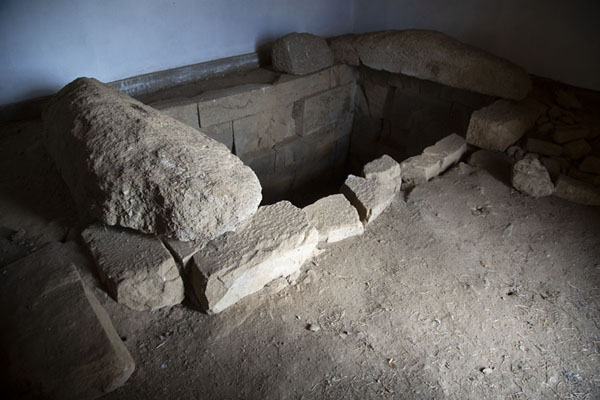 Inside look of the Thracian tomb of Svetitsata | Thracian tombs | Bulgaria