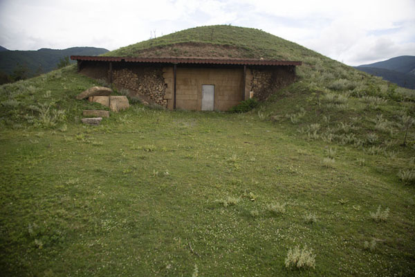 Picture of The Thracian tomb of Golyama Arsenalka - Bulgaria - Europe