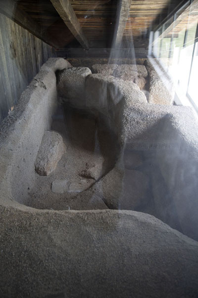 Tomb in the Ostrusha mound | Thracian tombs | Bulgaria
