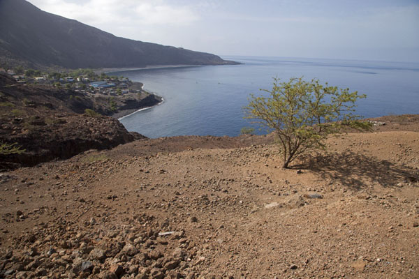 View over the bay of Tarrafal in the morning | Tarrafal | Cabo Verde