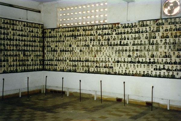 Picture of Torture cell - Phnom Penh