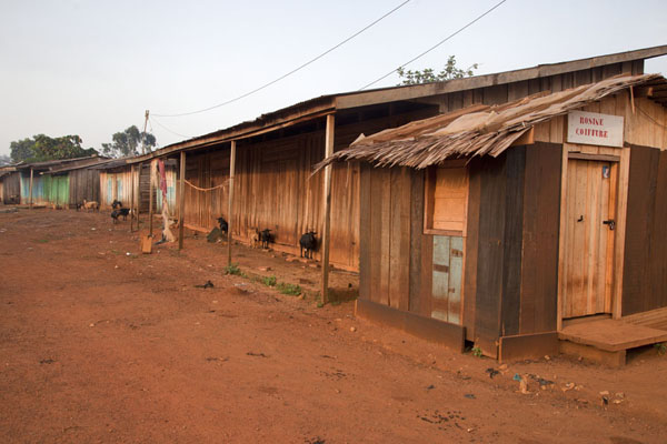 Picture of Shops in LibongoYokadouma - Cameroon