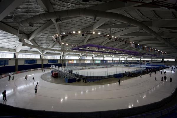 Photo de Olympic Oval seen from the standsCalgary - le Canada