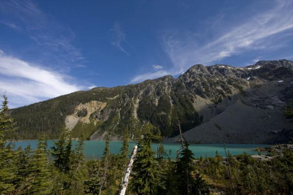 View of the Third Joffre Lake | Joffre Lakes | Canada