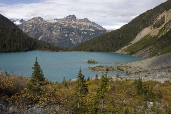 Picture of View of Third Joffre Lake