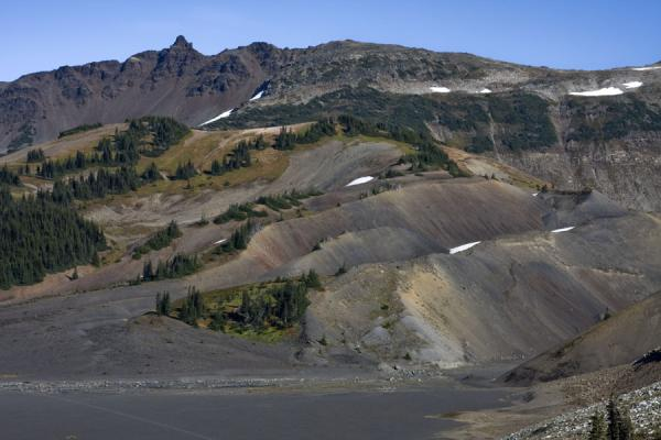 Picture of Panorama Ridge (Canada): Landscape near the Helm Lake area