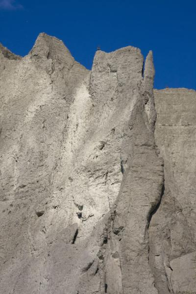 Foto di Scarborough Bluffs seen from below - Canada - America