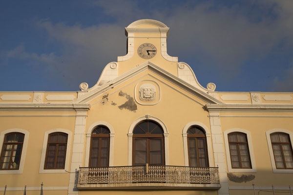 Picture of Municipal house in downtown Mindelo