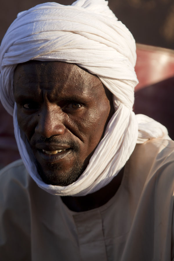 Picture of Gasoline seller in Ounianga Kebir, northern Chad - Chad - Africa