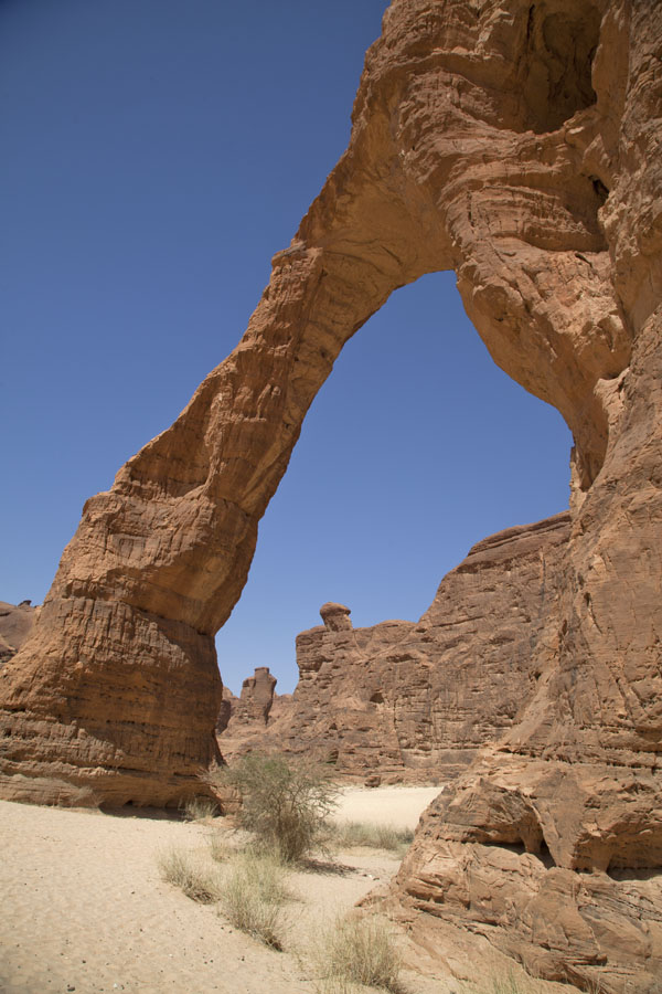 Picture of Huge arch in the Tokou area