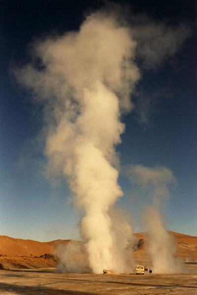 Picture of Tatio geyserAtacama Desert - Chile