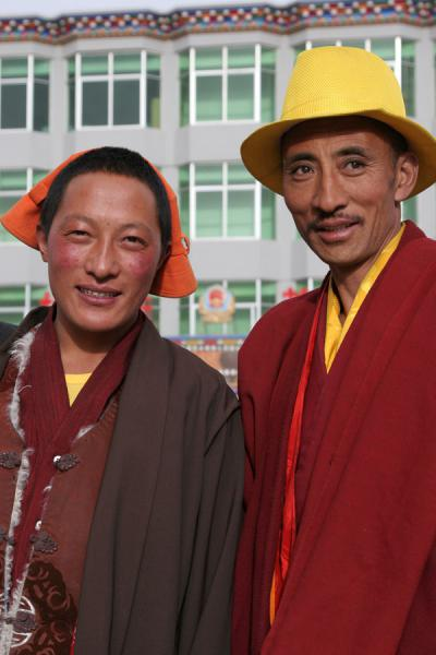 Remarkable Tibetan faces in Jyekundo | Jyekundo faces | China