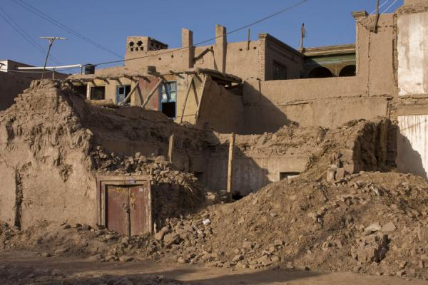 Part of the old town of Kashgar | Kashgar Old Town | China