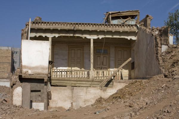 Typical building in Kashgar old town | Kashgar Old Town | China