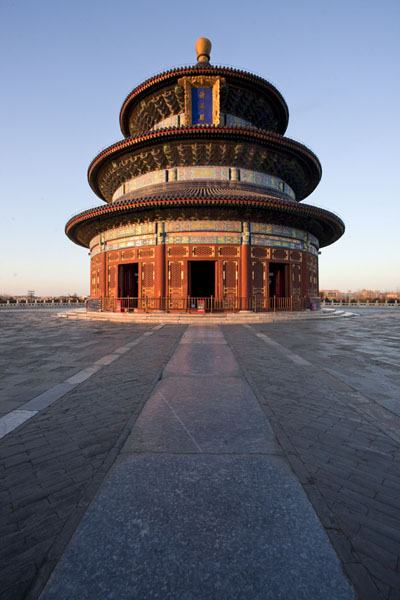 The Hall of Prayers for Good Harvests | Temple of Heaven Park | China