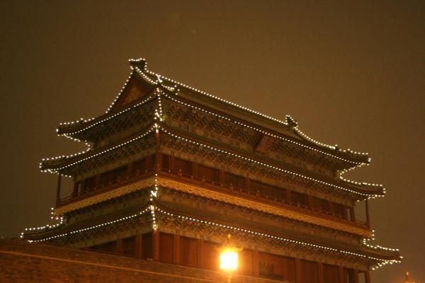 South Gate at Tien An Men Square | Tien An Men By Night | China