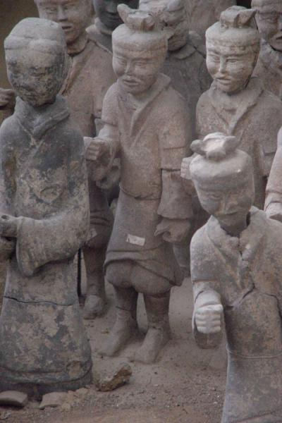 Crying statues | Xuzhou Terracotta Warriors | China