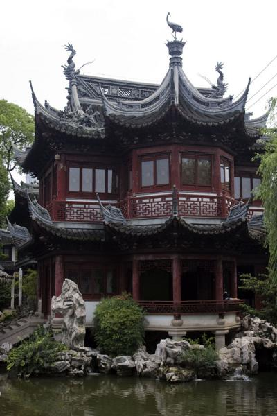 Picture of Yuyuan Garden (China): Elegant Ting Tao Tower Exhibit Hall in Yuyuan Garden