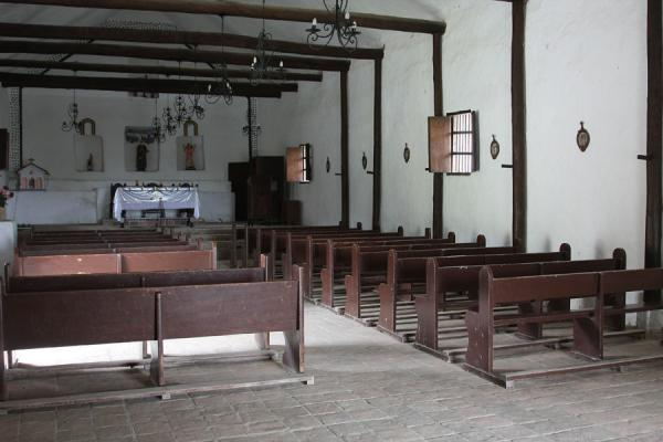 Picture of Church of San Andrés de Pisimbalá: interior