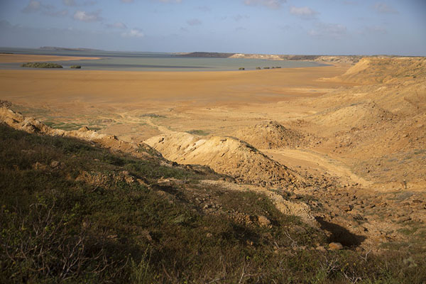 View over Bahía Hondita | Guajira Peninsula | 哥伦比亚