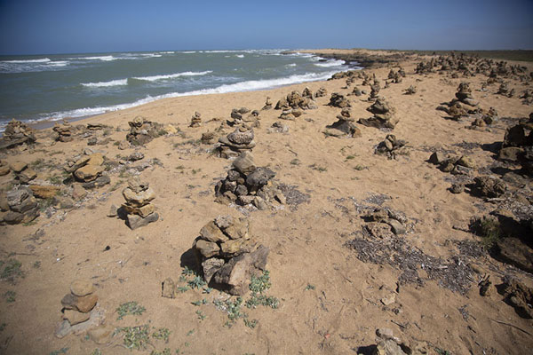 The northernmost point of Colombia and South America: Punta Gallinas | La Guajira | Colombia