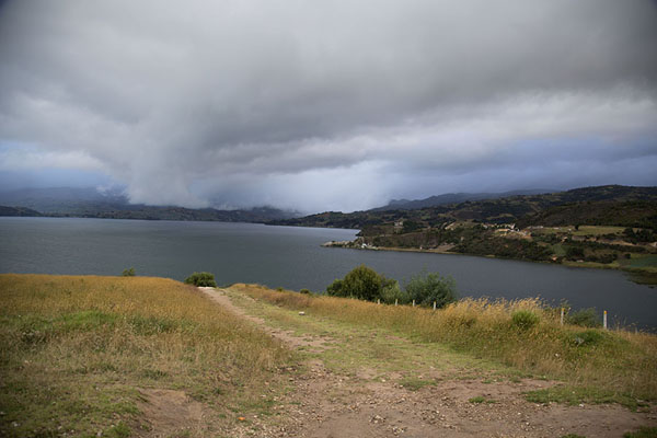 Clouds over Lake Tota | Lago de Tota | Colombie