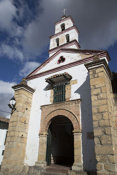 Photo de Capilla de San Antonio in Monguí - Colombie - Amérique