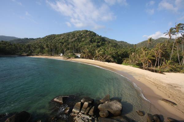 Foto de Beach of Cabo San Juan de la GuíaTayrona - Colombia