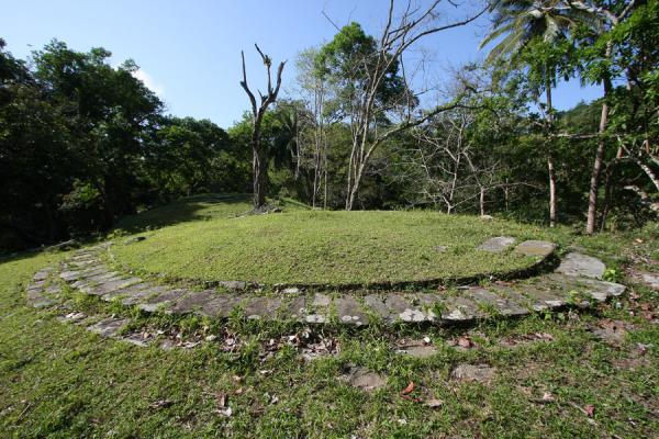 One of the terraces of Pueblito | Pueblito Chairama ruins | 哥伦比亚