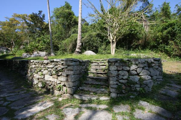 Picture of Tayrona ruins at Pueblito