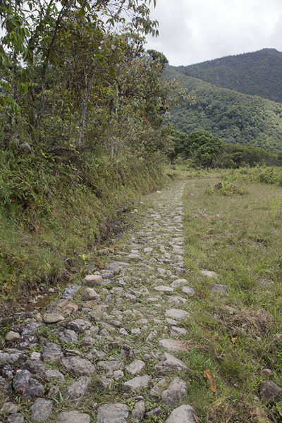 The trail to the Sato de Candelas is well maintainted | Salto de Candelas | Colombia