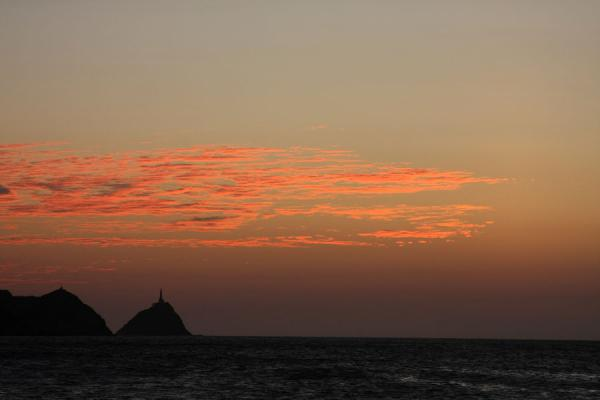 Picture of Taganga (Colombia): Taganga has some nice sunsets