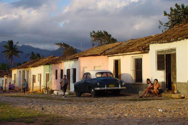 Foto di StreetsceneVita pubblica Cubana - Cuba