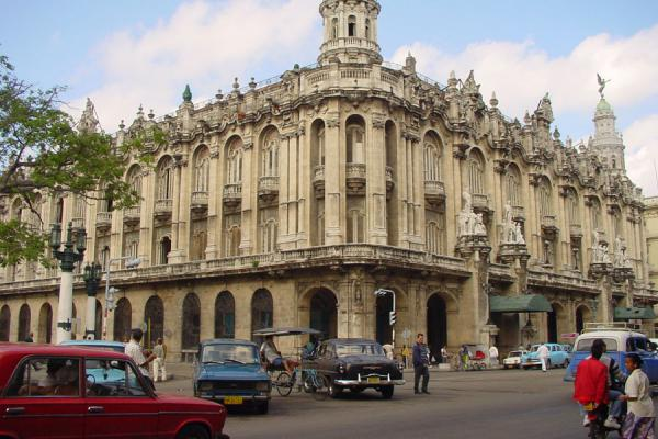 Picture of Habana Vieja (Cuba): Theatre of Habana