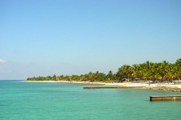 Picture of María La Gorda (Cuba): Maria la Gorda beach