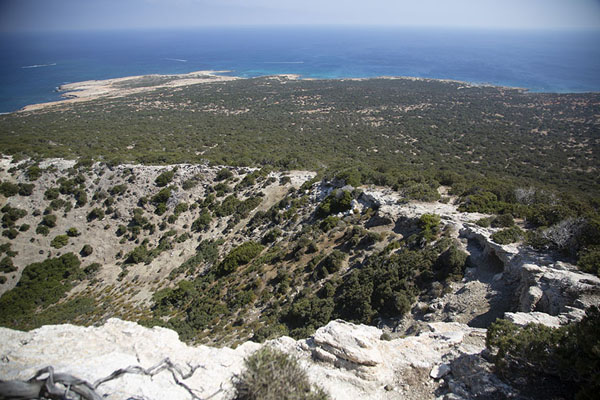 View towards the north coast | Akamas Peninsula | Cyprus
