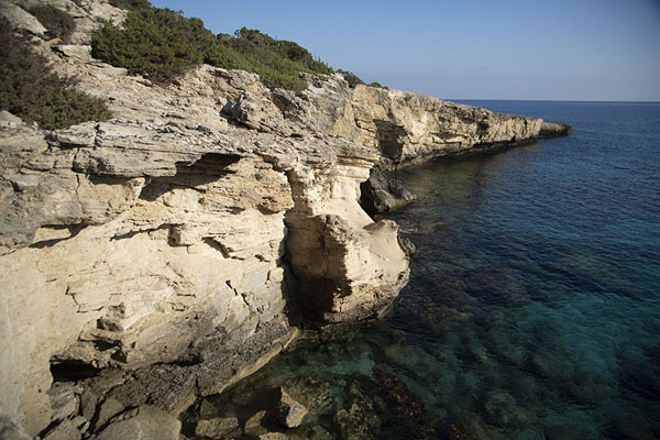 One of the bays on the east side of Akamas peninsula | Akamas Peninsula | Cyprus