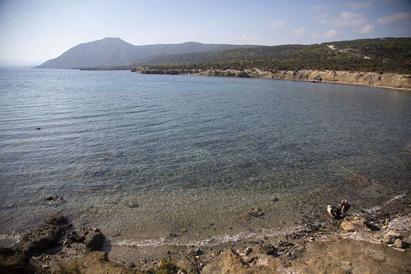 View of Akamas peninsula from the northeast | Akamas Peninsula | Cyprus