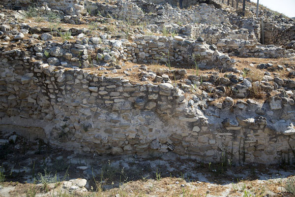 Picture of Ancient city wall of ChoirokoitiaChoirokoitia - Cyprus