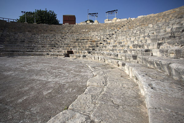 The amphitheatre of Kourion | Kourion | Chipre