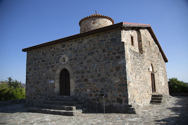 Photo de Timios Stavros church, south of PelendriTroodos - Chypre