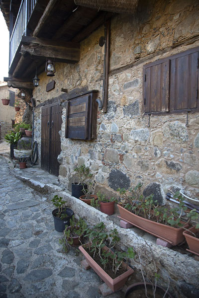 A stone house in Kakopetria | Troodos mountain villages | 塞浦路斯