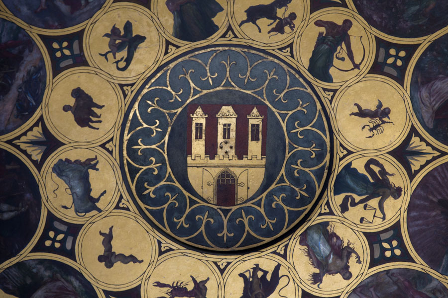 Picture of Calendar of the Astronomical Clock, a later additionPrague - Czechia