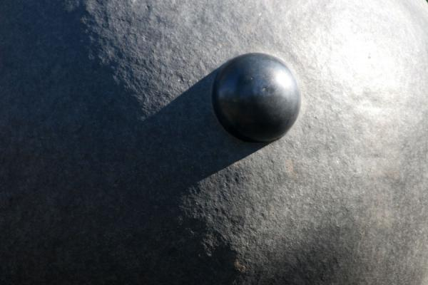 Close-up of an outside sculpture | Louisiana Museum of Modern Art | Denmark