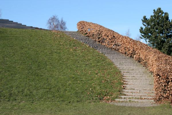 Picture of Stairs leading to the restaurantLouisiana - Denmark