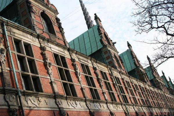 Børsen, the Stock Exchange of Copenhagen | Slotsholmen | Denmark