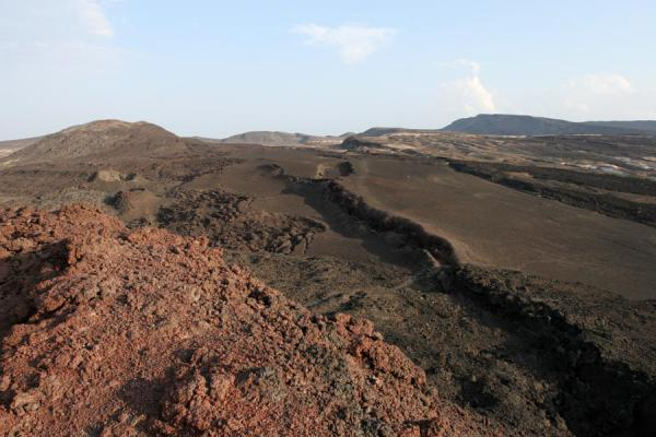 The restlessness of the Earth is visible everywhere | Volcan Ardoukoba | Djibouti